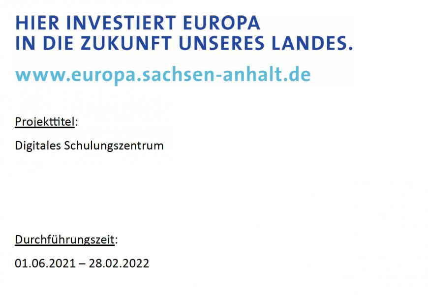 Sachsen-Anhalt unterstützt Digitalisierung